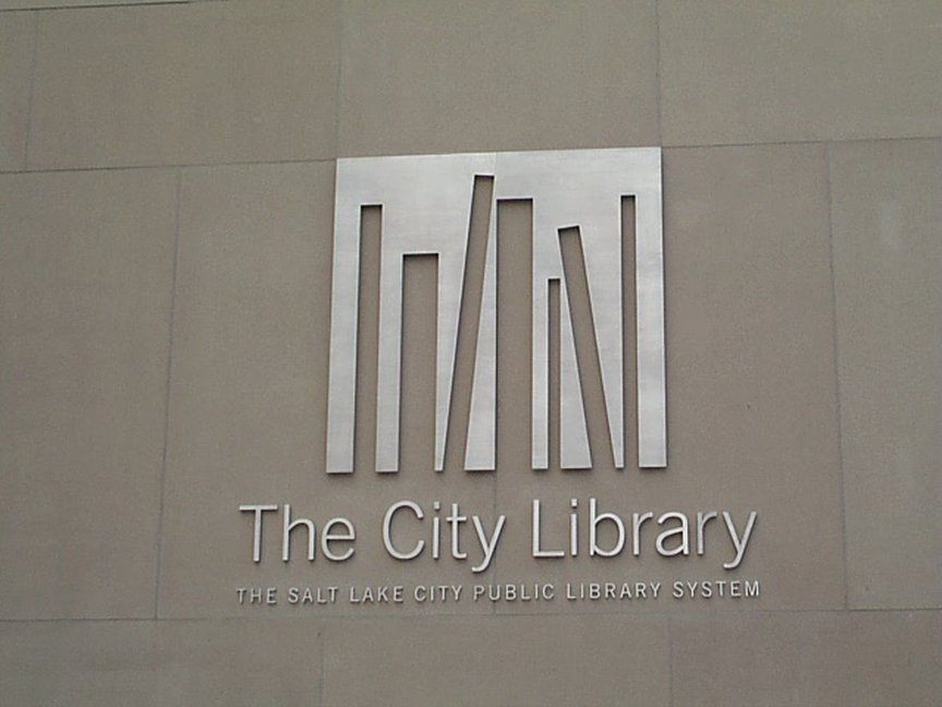 CITY PUBLIC LIBRARY Logotype