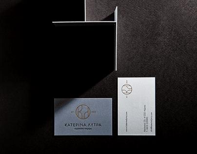 KATERINA LYTRA branding