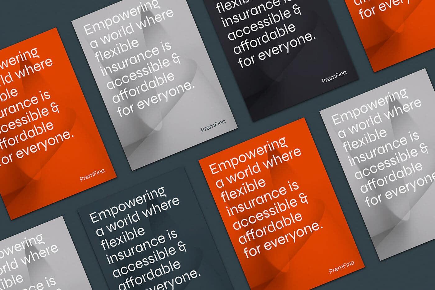 PremFina Corporate Rebrand