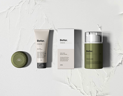 Better CBD Skincare - mini