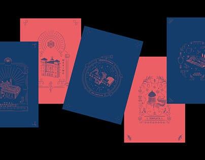 Fundación Paco de Lucía branding concept - mini