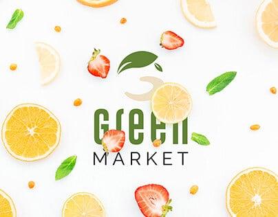 Green Market Branding - mini