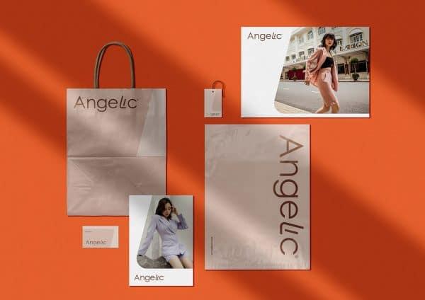 Angelic® Fashion Brand - mini