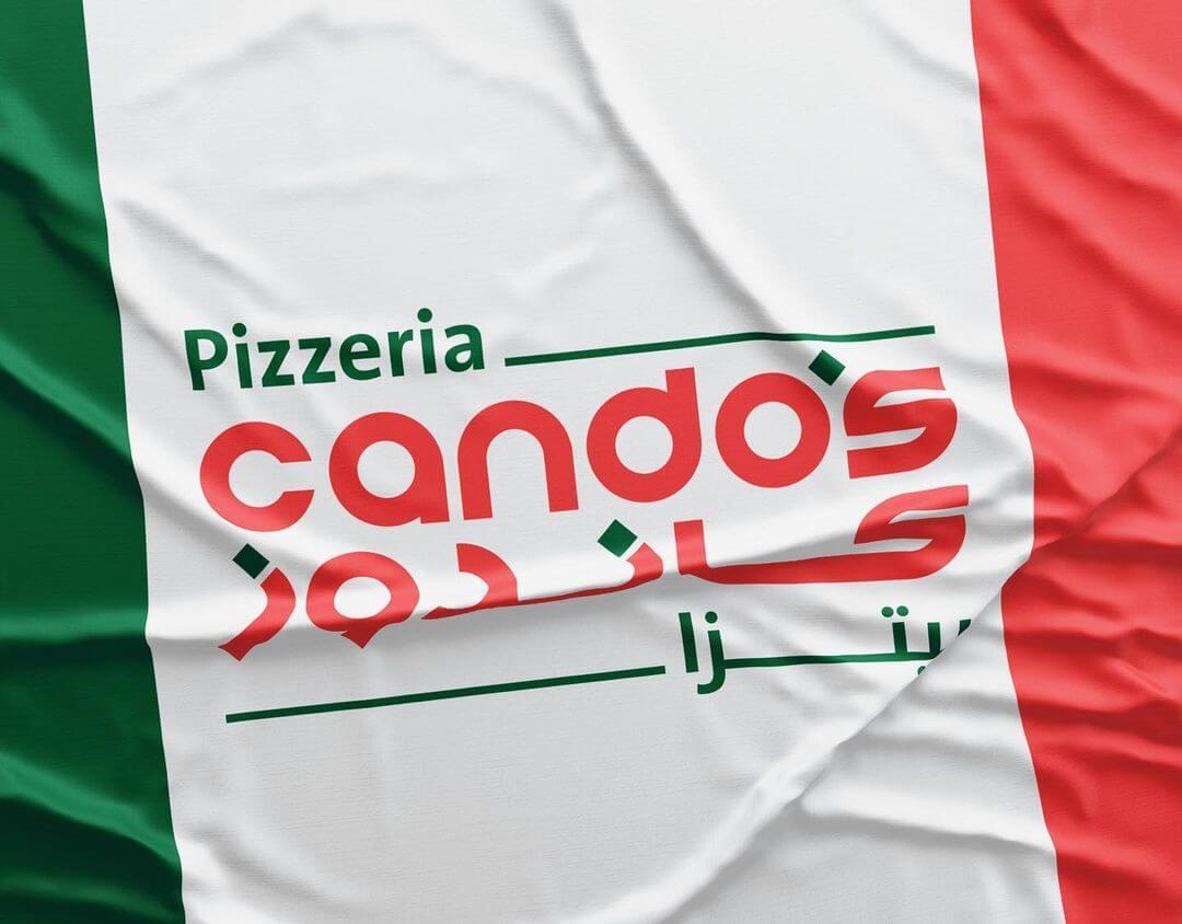 Cando's Pizzeria | Branding - mini