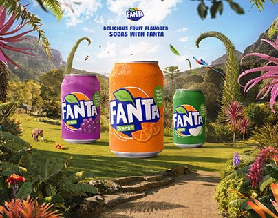 Advertisement | Fanta - mini
