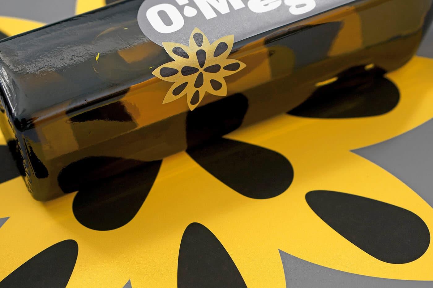 O!Meega - ID and Package Design