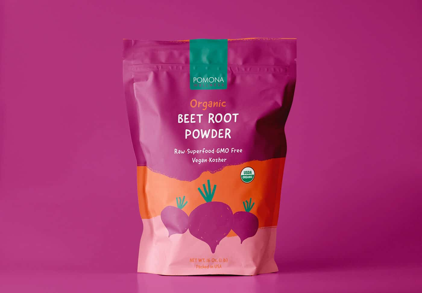 Pomona Powder | Packaging