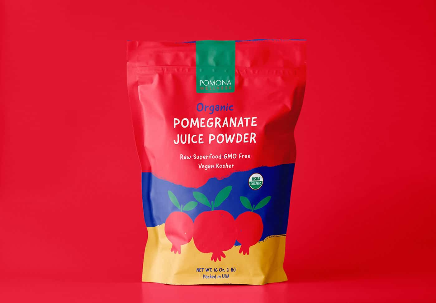 Pomona Powder   Packaging