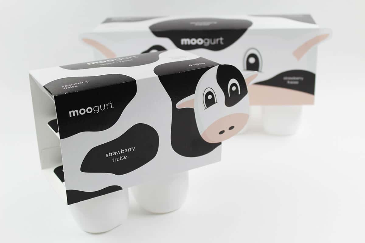 Moogurt - Yogurt Packages