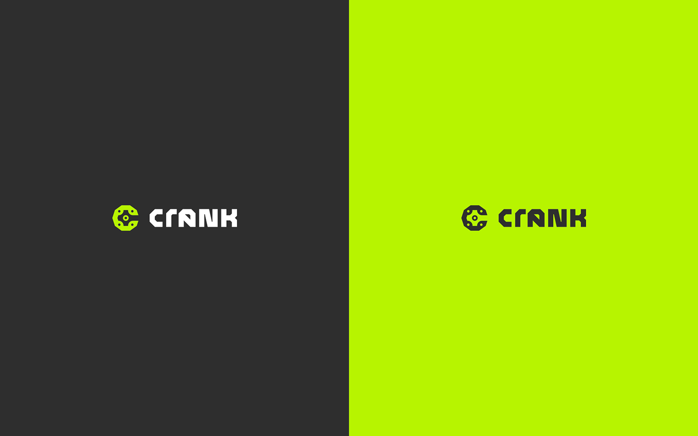 CRANK - Bicycle Branding
