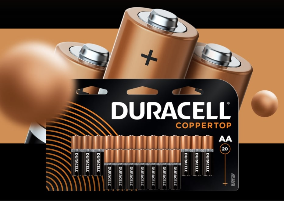 Duracell - Packaging Rebrand
