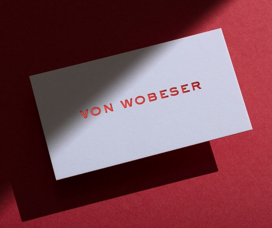Von Wobeser - Branding for Mexican law firm