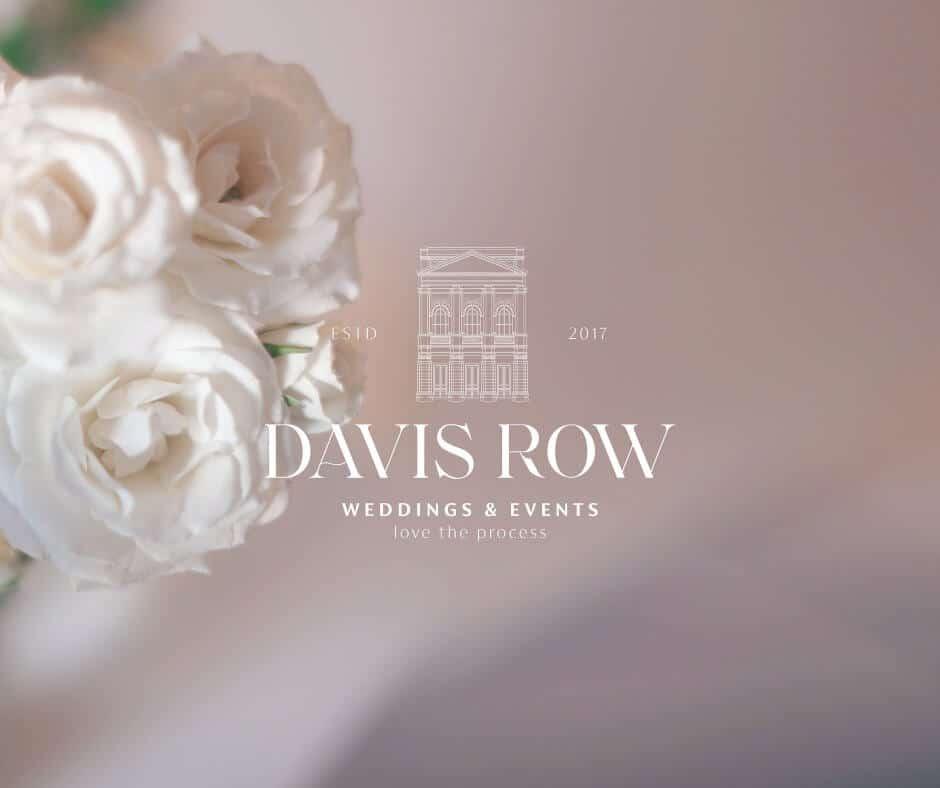 Davis Row Branding