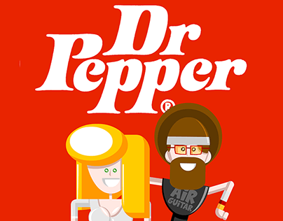 Wendy's and Dr Pepper FB Video