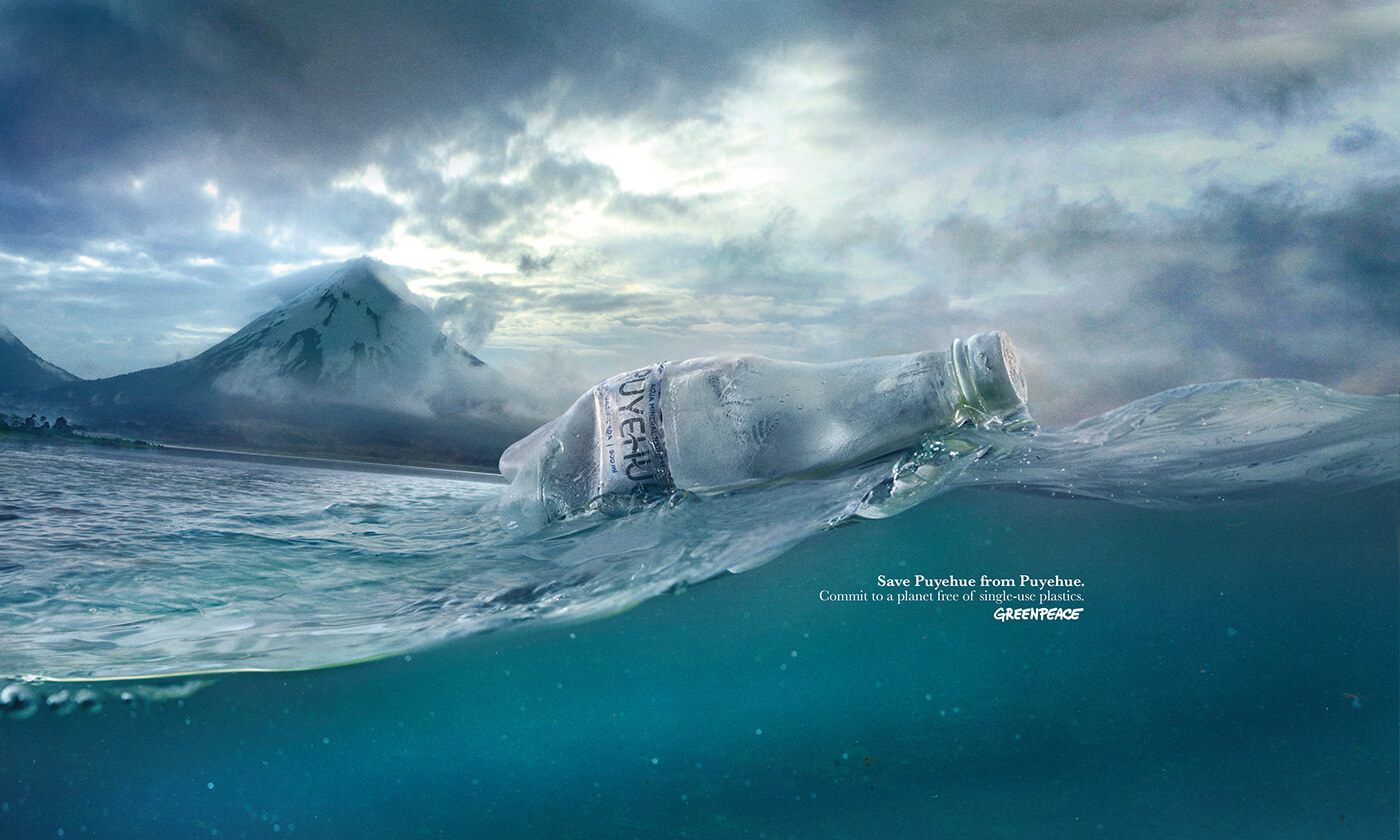 Greenpeace   Save water from water