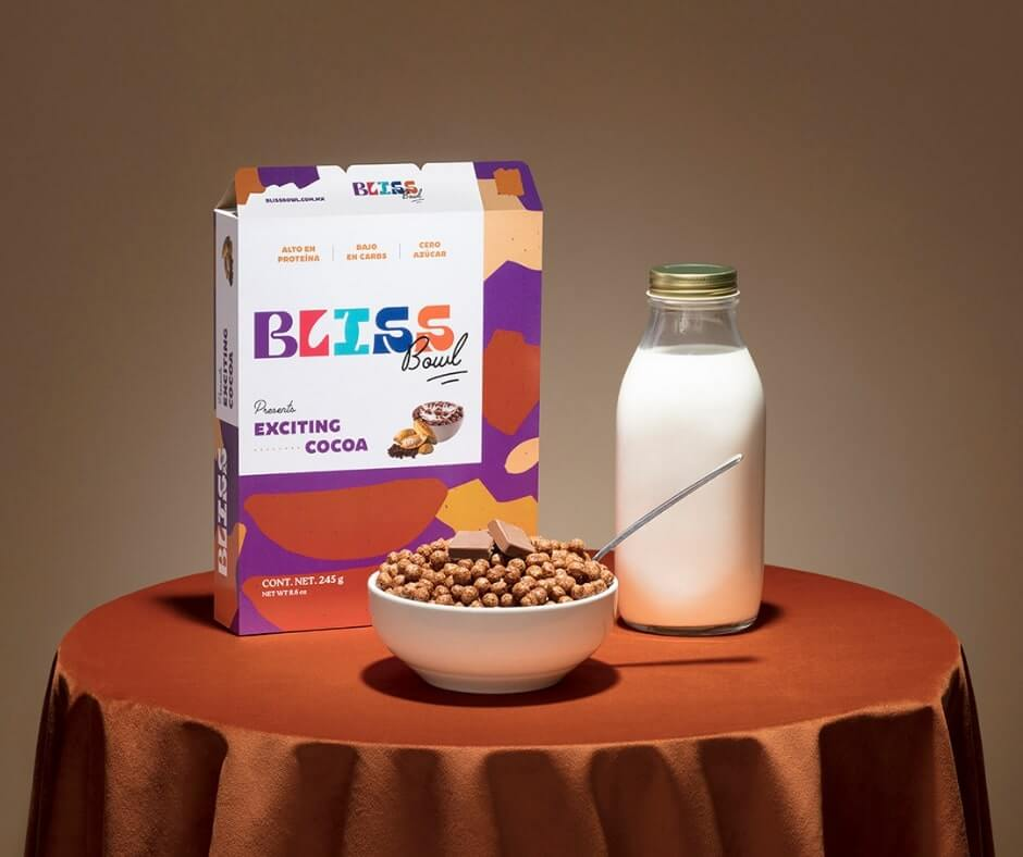 Bliss Bowl is a premium Mexican cereal brand