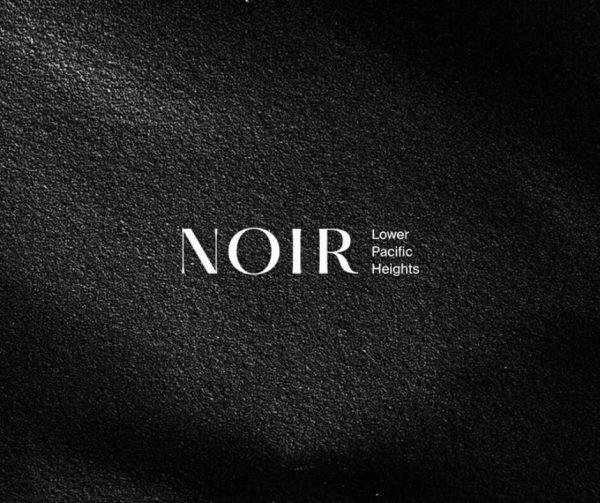 Noir. Brand Identity, San Francisco