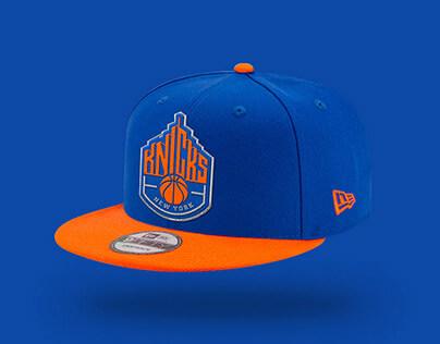 New York Knicks Rebrand 2021