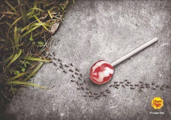 Chupa Chups: Sugar Free Lollipops