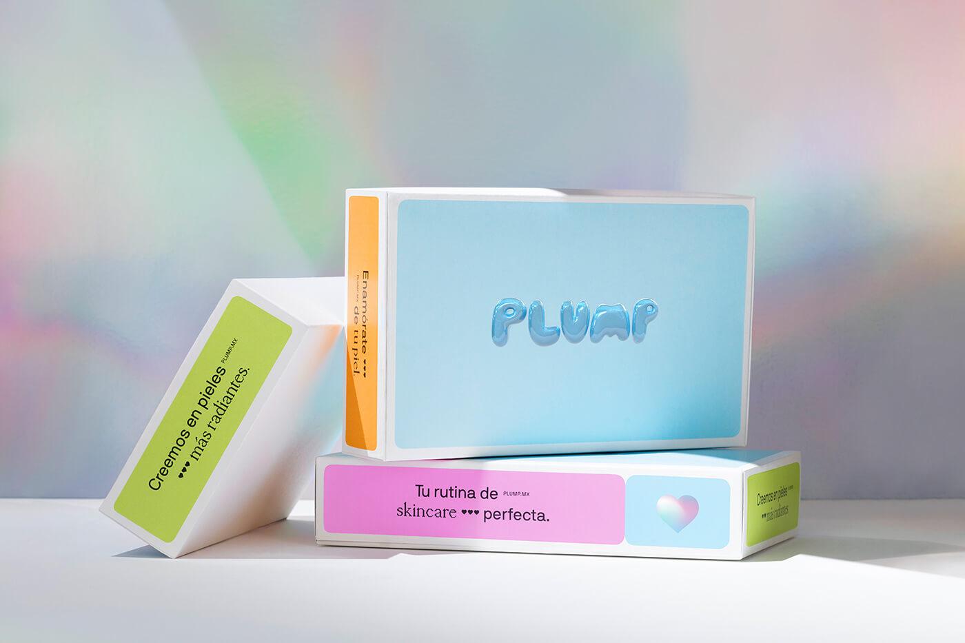 Plump Brand Identity