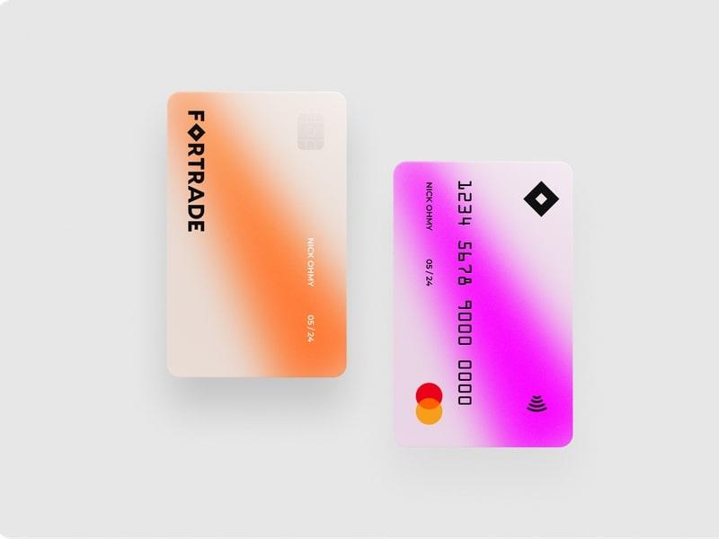 Fortrade - Brand Identity Design