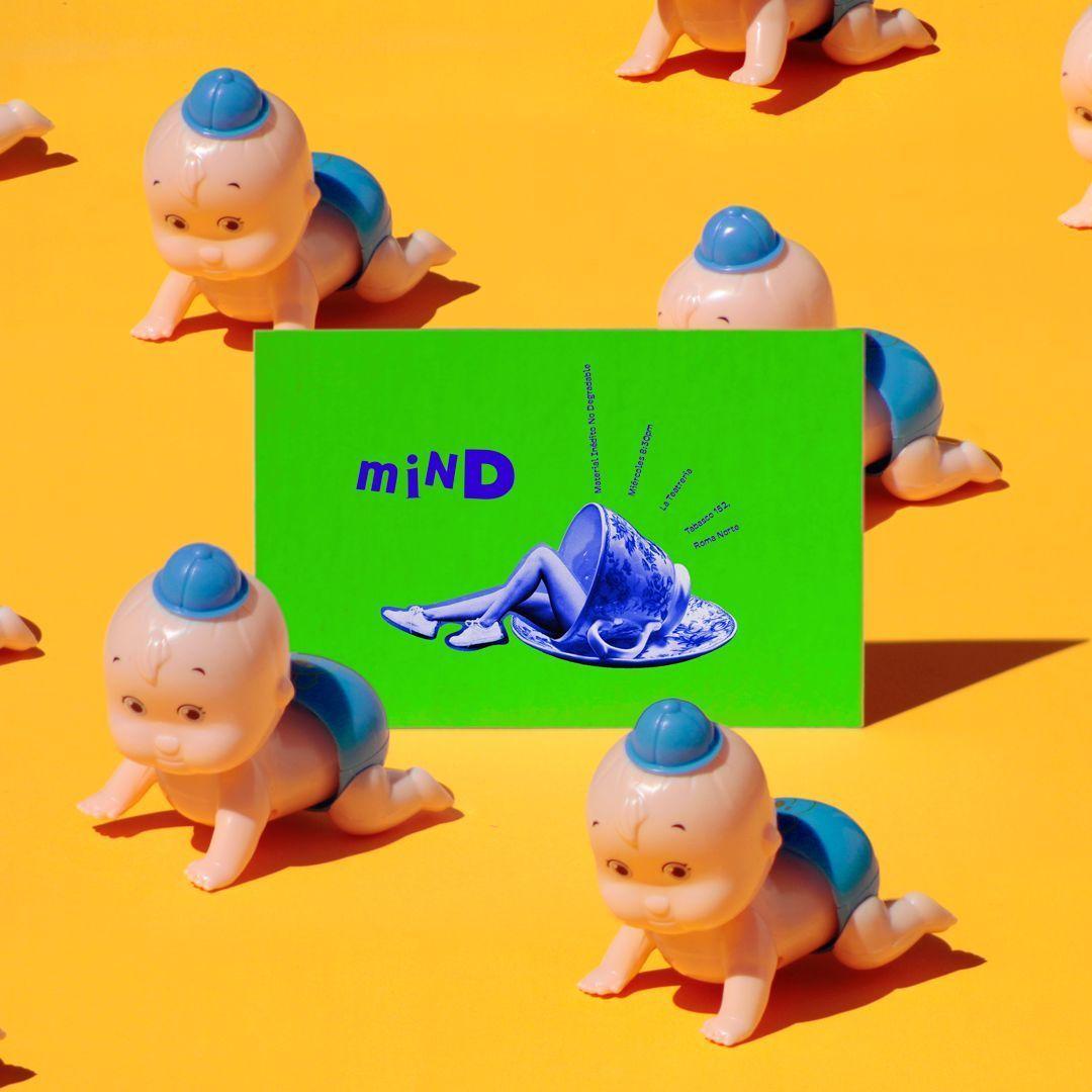 MIND - Brand Identity Design